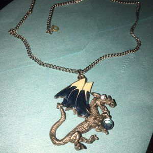 Renaissance Festival - Dragon Necklace